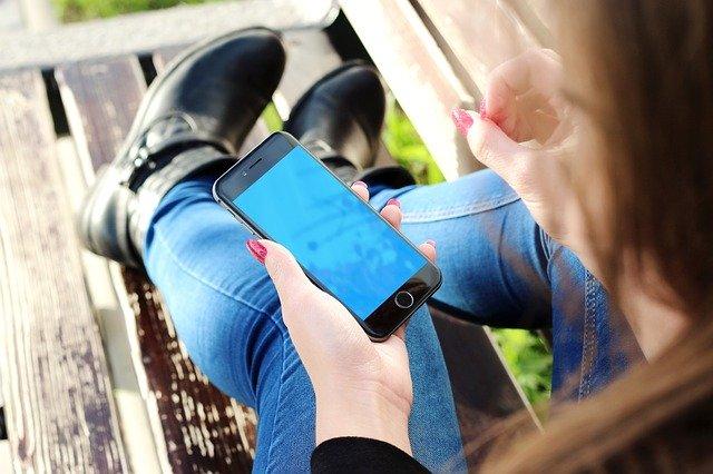 Utiliser une application sur son smartphone